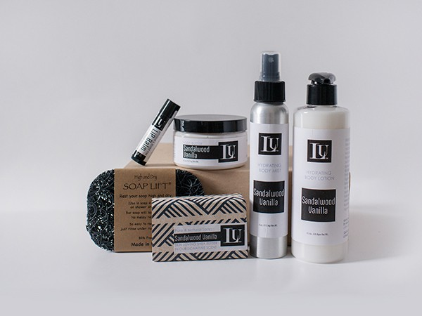 Lather Up Homemade Gift Box Sets