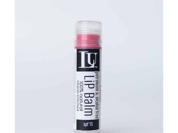 Coral Lip Balm