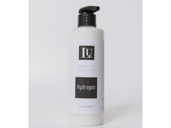 hydrogen handmade body lotion
