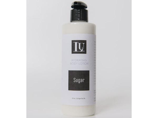 sugar handmade body lotion